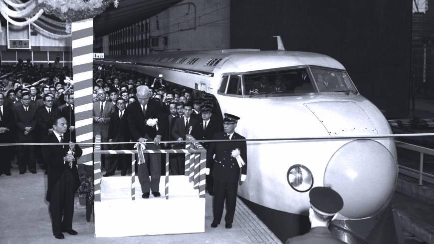 Sejarah Kereta Api Cepat Pertama, Shinkansen (Part 2)